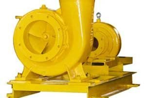 Mixed-Flow-Pump
