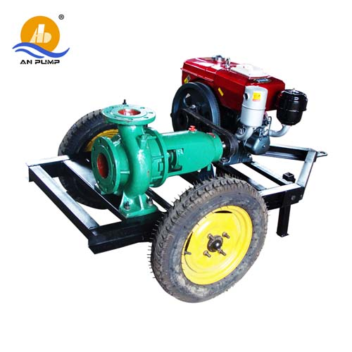 Diesel-Engine Water-Pump-Sets