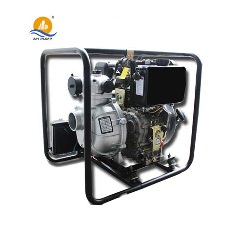 irrigation diesel water pump